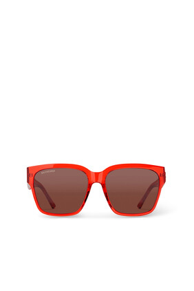 Flat Square Sunglasses