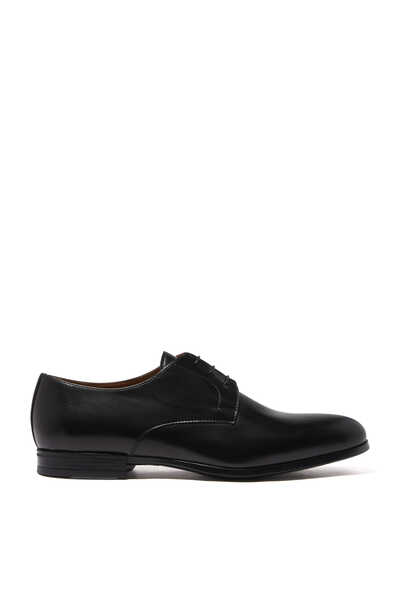 Sebastien Perforated Derby Shoes