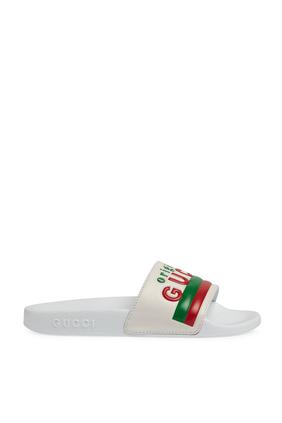 """Original Gucci"" Slide Sandals"