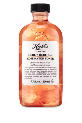 Heritage Rosewater Toner