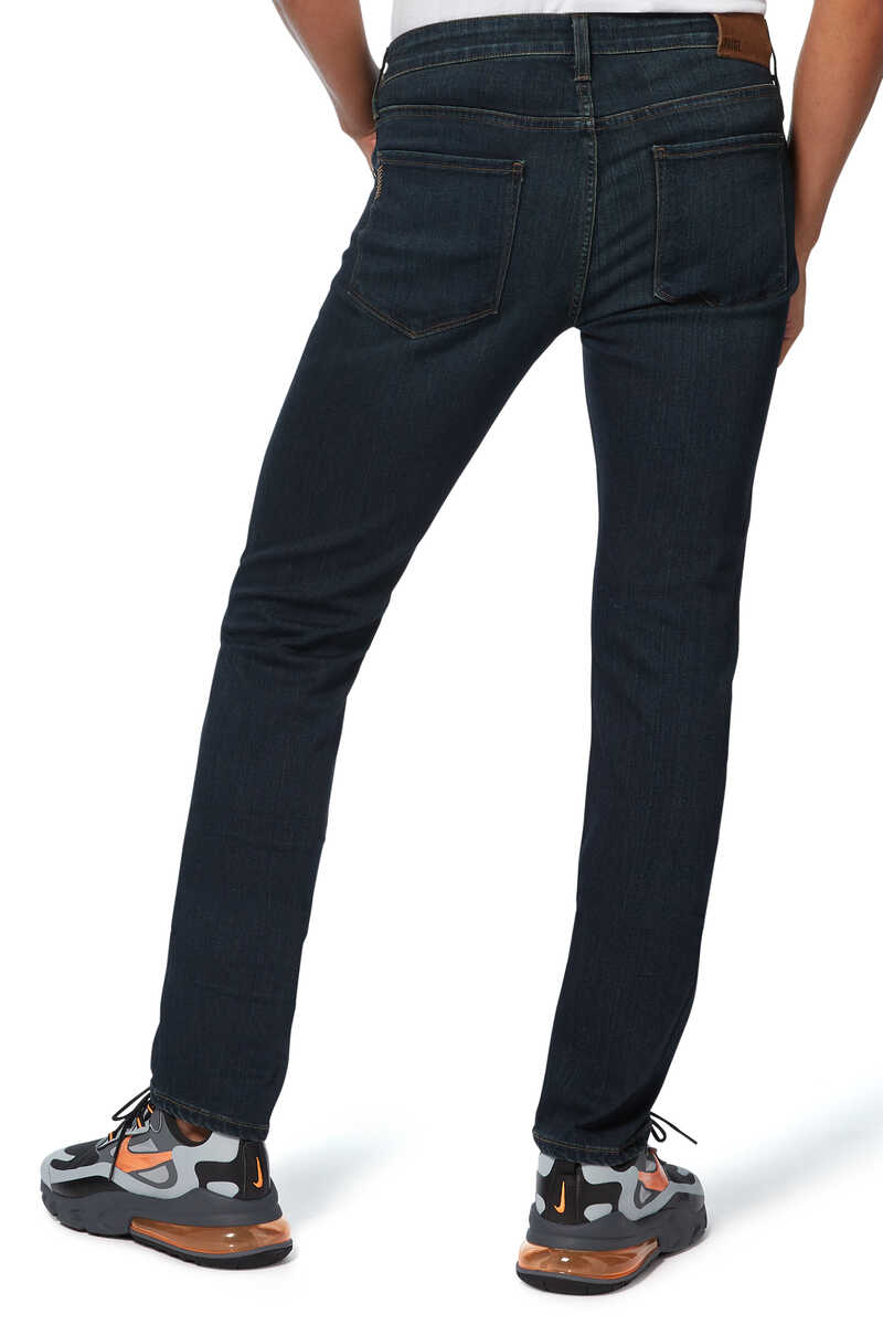 Lennox Cellar Slim Straight Jeans image number 3