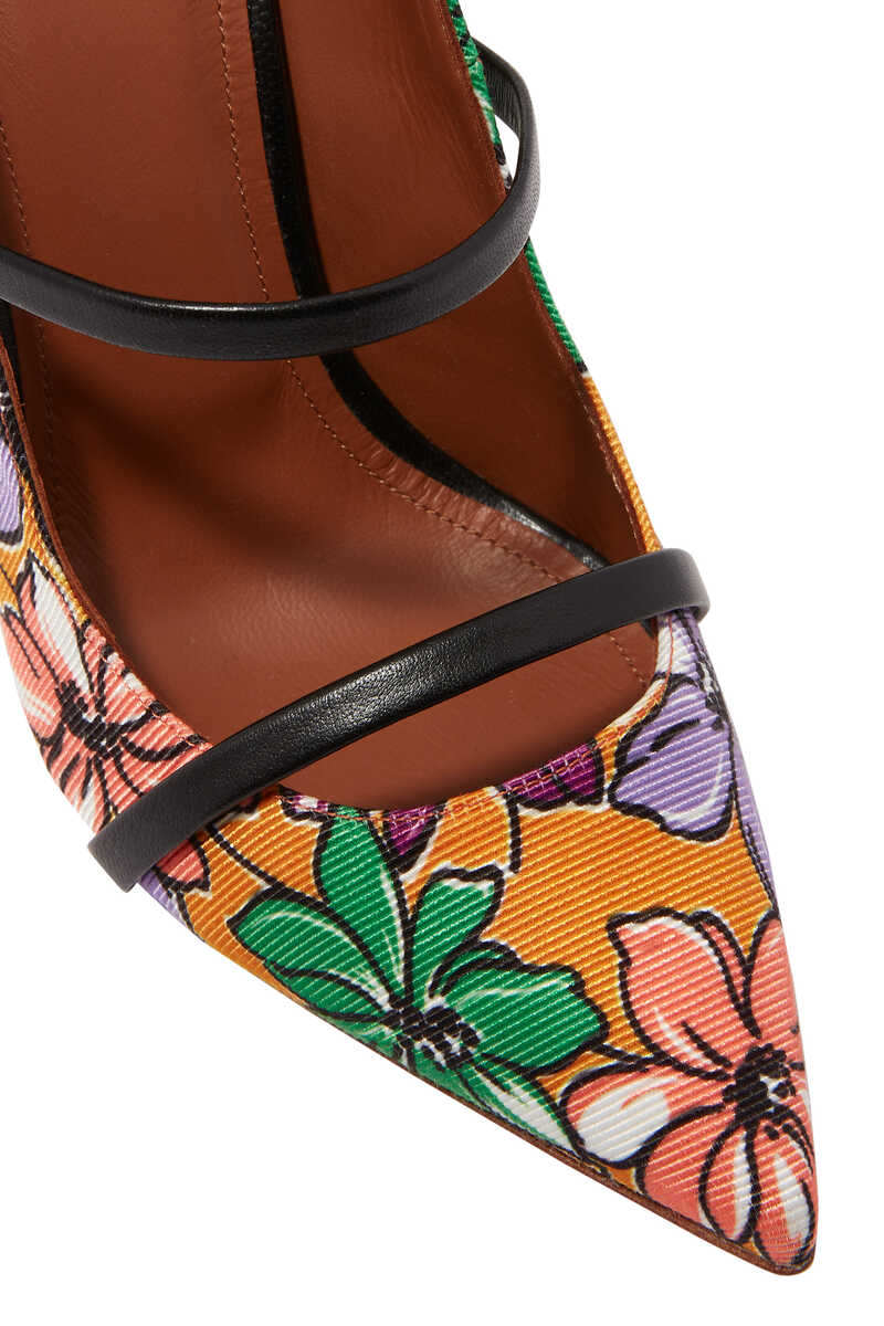 Robyn Floral Canvas Pumps image number 4