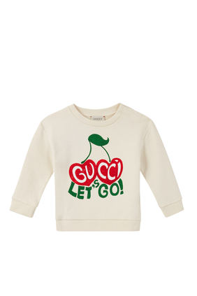 Let's Go Sweatshirt