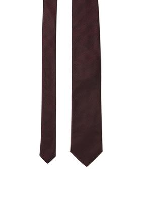 Tonal Striped Silk Tie
