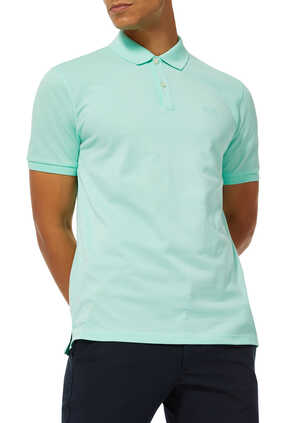 Pallas Piqué Polo Shirt