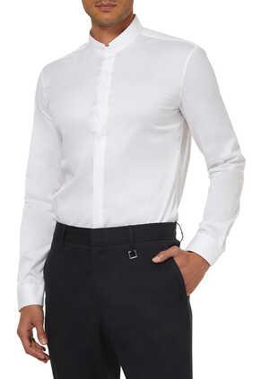 Classic Fold Collar Shirt