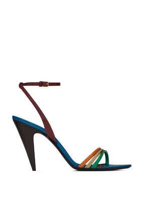 Liya Sandals In Ayers