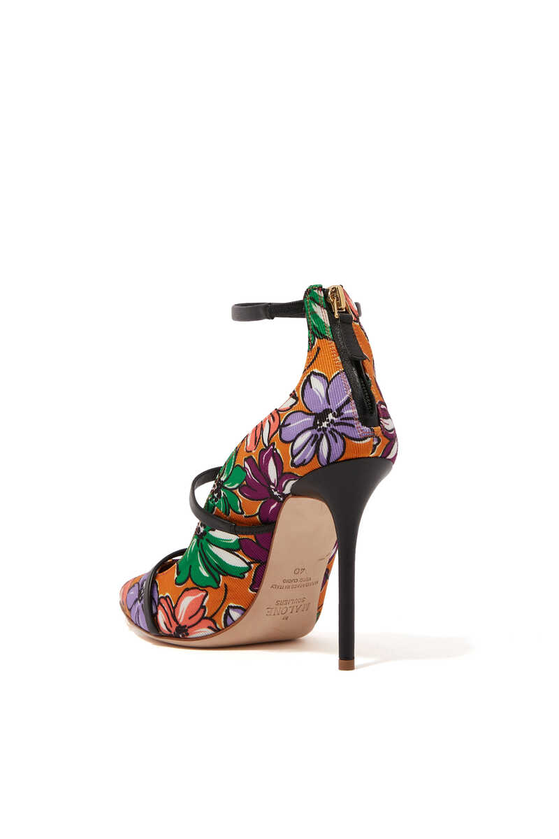 Robyn Floral Canvas Pumps image number 3
