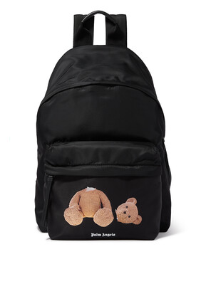 Bear Nylon Backpack