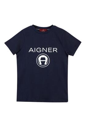 Circular Logo T-Shirt