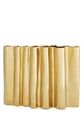 Howey Gold Vase