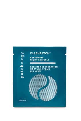 FlashPatch Restoring Night Eye Gels (1 Treatment)