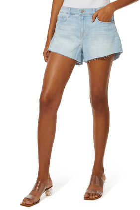 Audrey Denim Shorts