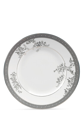 Vera Wang Lace Platinum Side Plate 20cm
