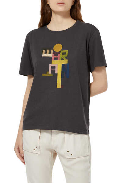 Zewel Cotton T-Shirt
