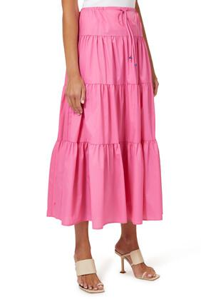 Lucca Midi Skirt