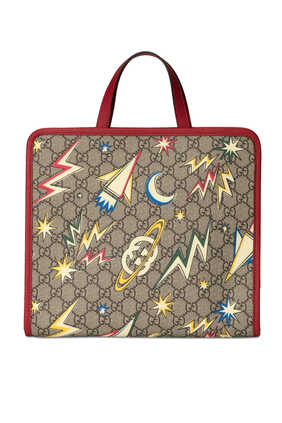 GG Space Tote Bag