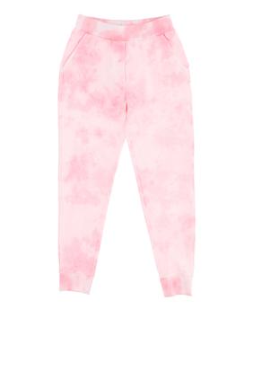 Tie-dye Cotton Sweatpants