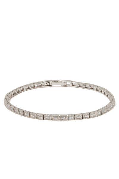 Tennis Linked Bracelet