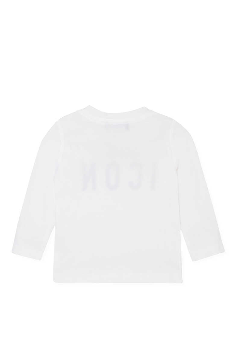 Icon Long-Sleeved T-Shirt image number 3