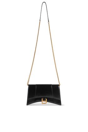 Hourglass Chain Bag