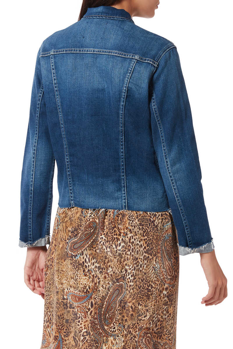 Janelle Denim Jacket image number 3