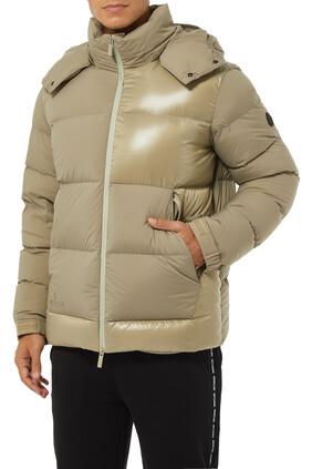Hung Padded Jacket
