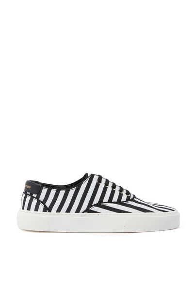Venice Striped Sneakers