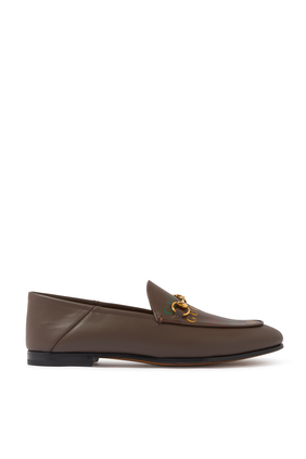 Gucci 100 Leather Loafers