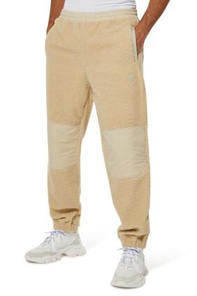Sherpa Fleece Jogging Pants