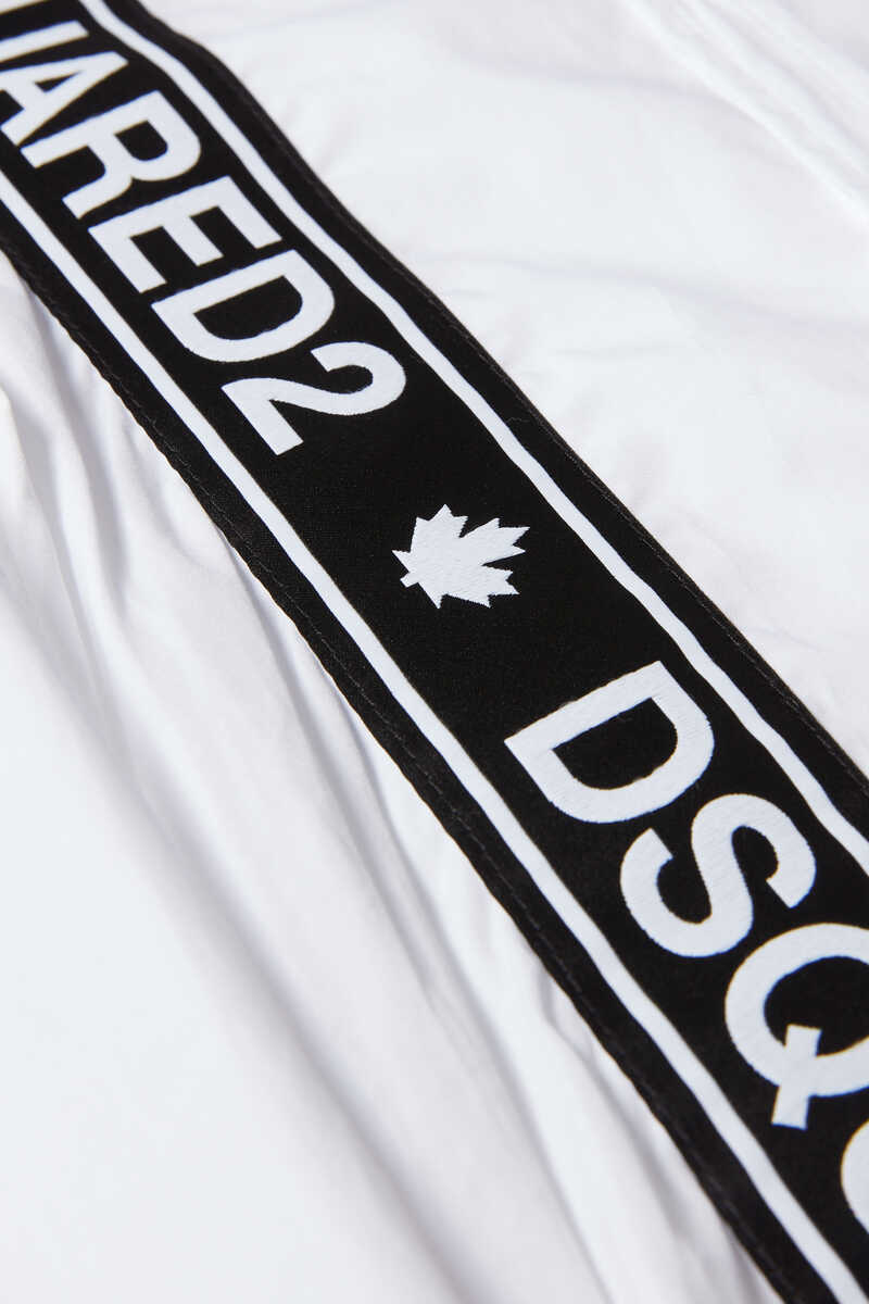 Logo Band Long Sleeve Shirt image number 4