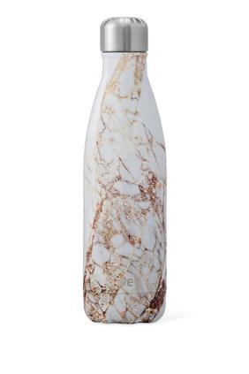 Elements Calacatta Insulated Bottle