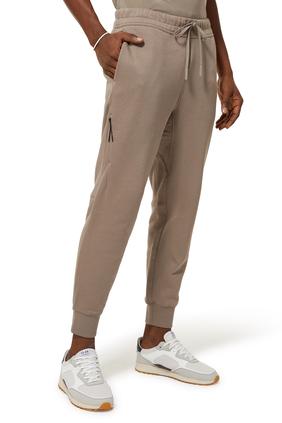 Plain Jogger Sweatpants