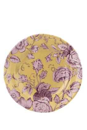 Spode Kingsley Ochre Dessert Plates set of 4