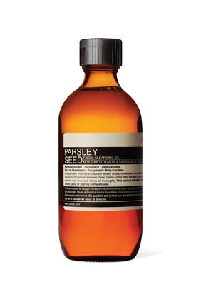 Parsley Seed Cleansing Oil