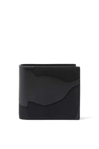 Valentino Garavani Camouflage Billfold Wallet