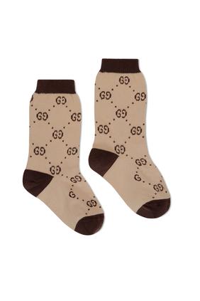 GG Cotton Socks