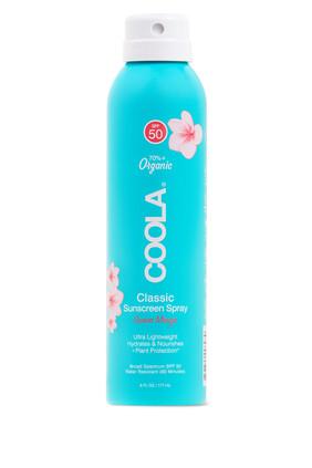 Guava Mango – Classic Body Organic Sunscreen Spray SPF50