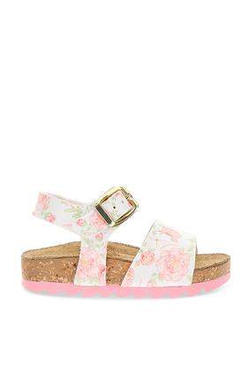 Vintage Rose Sandals