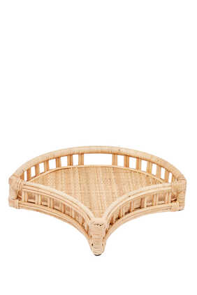 Serving Rattan Tray