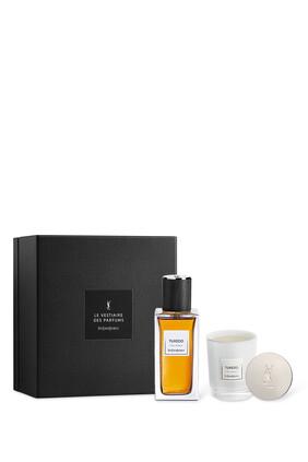 Tuxedo Eau de Parfum & Candle Gift Set