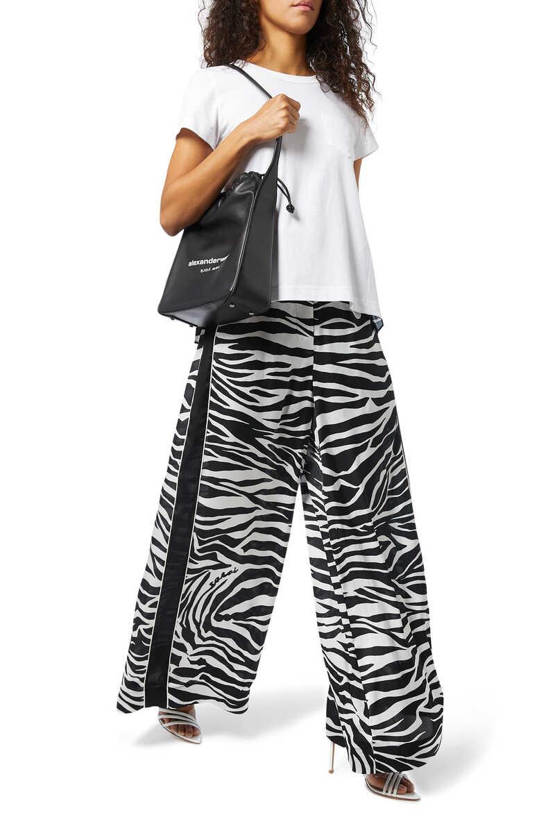 Zebra Print Pants image number 2