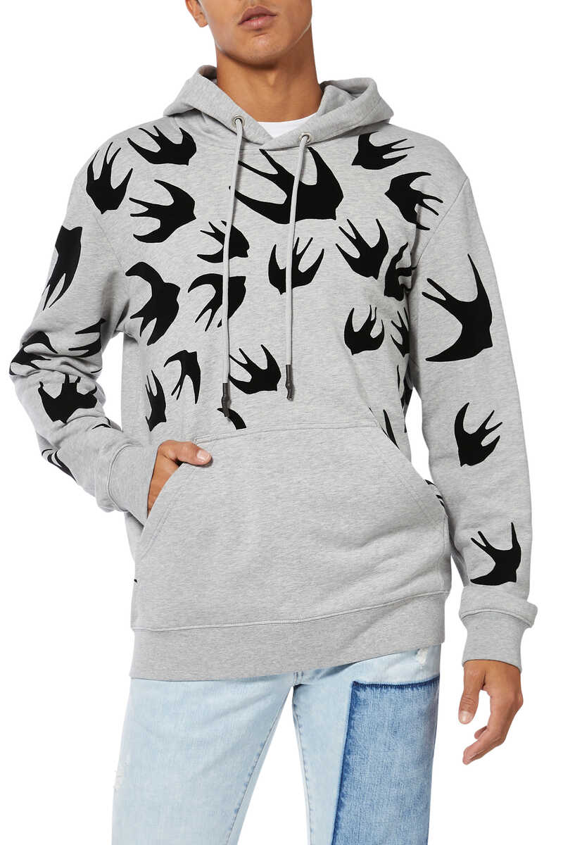 Swallow Hooded Pullover image number 1