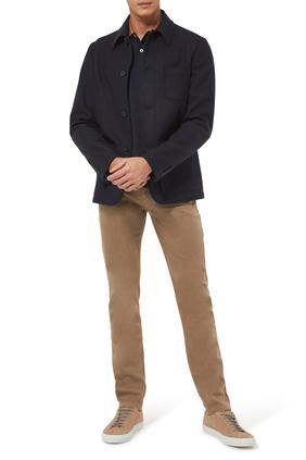 Melton Cashmere Jacket