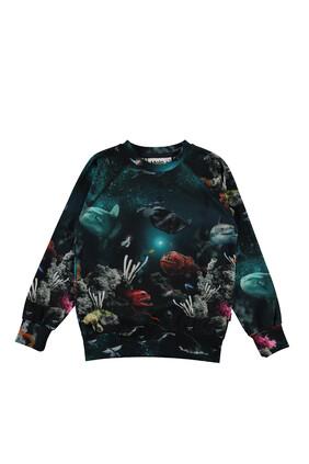 Deep Sea Print Shirt