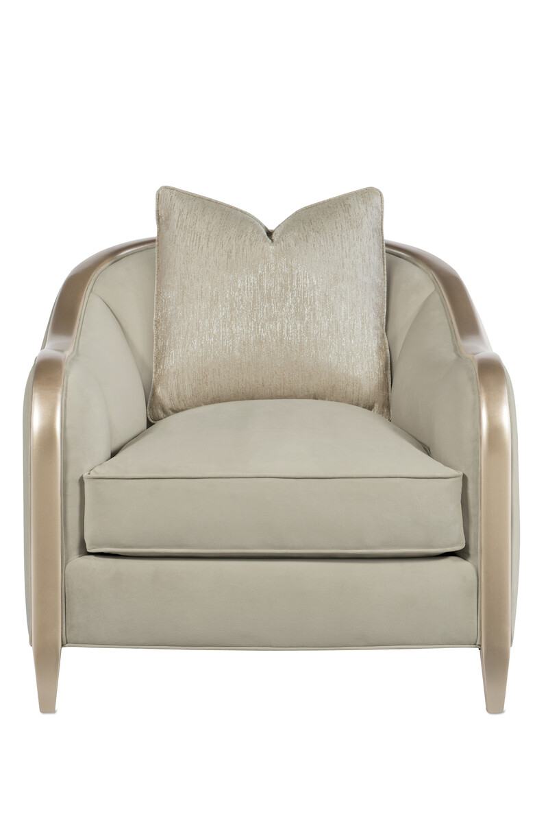 Adela Barrel Chair image number 1