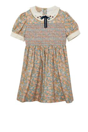 Abbey Flannel Dress
