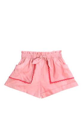 Poppy Pocket Detail Shorts