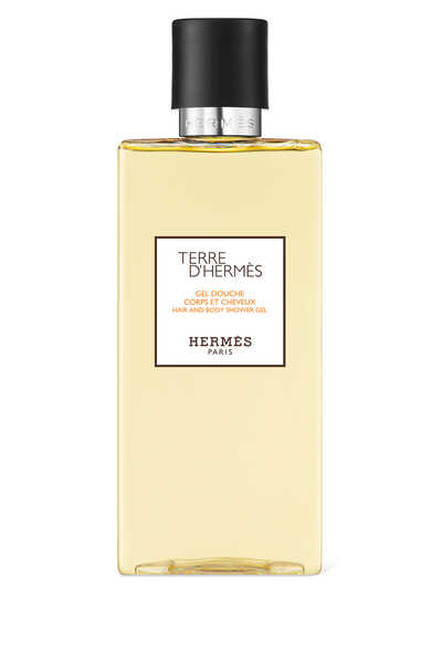 Terre d'Hermès, Hair and body shower gel