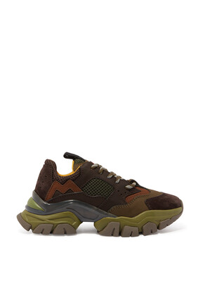 Leave No Trace Suede Sneakers